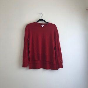 JoyLab Split Hem Sweatshirt